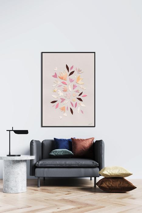 Miljøbilde Sunrise Flowers