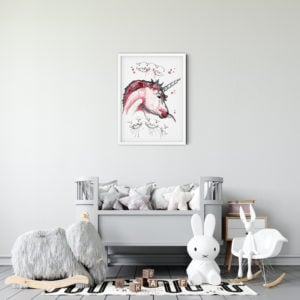 Miljøbilde Unicorn